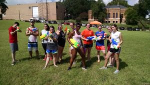 Water War @ SHSU Wesley Foundation