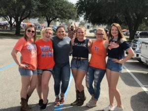 Battle of Piney Woods Tailgate!