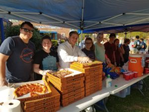 Pizza Party @ SHSU Wesley Foundation
